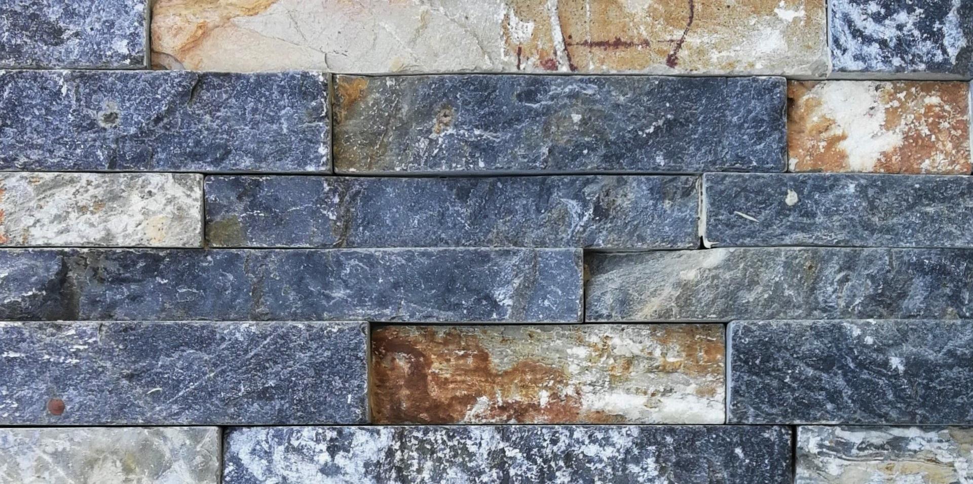 Smokey Mountain Ledgestone Panels by ErthCoverings
