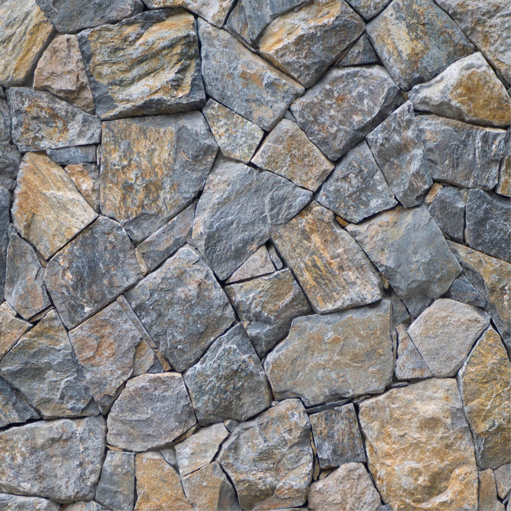 Natural Tundra Rock Face by ErthCoverings