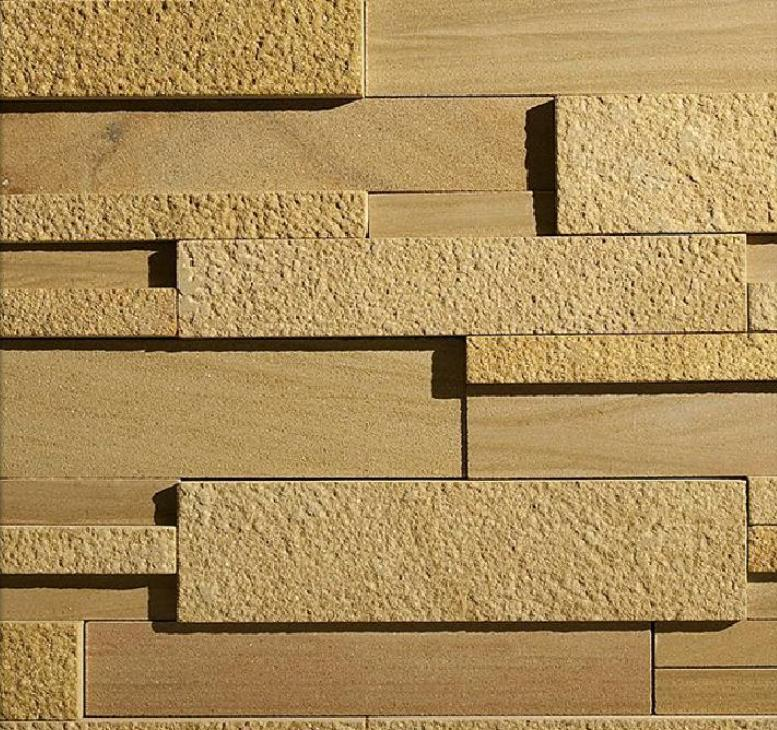 Natural Cedarstone Strips by ErthCoverings